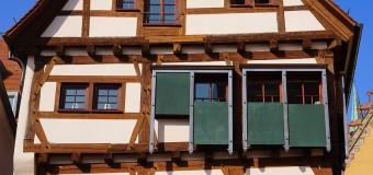 Vor- und Nachteile von Schiebefenstern