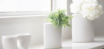 Das richtige Material für Innen-Fensterbänke